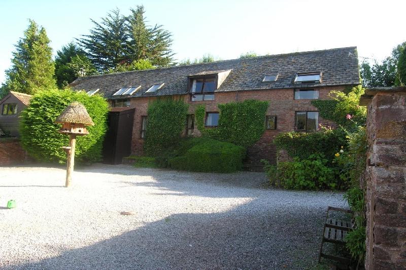Short Break Holidays - Luccombe Cottage