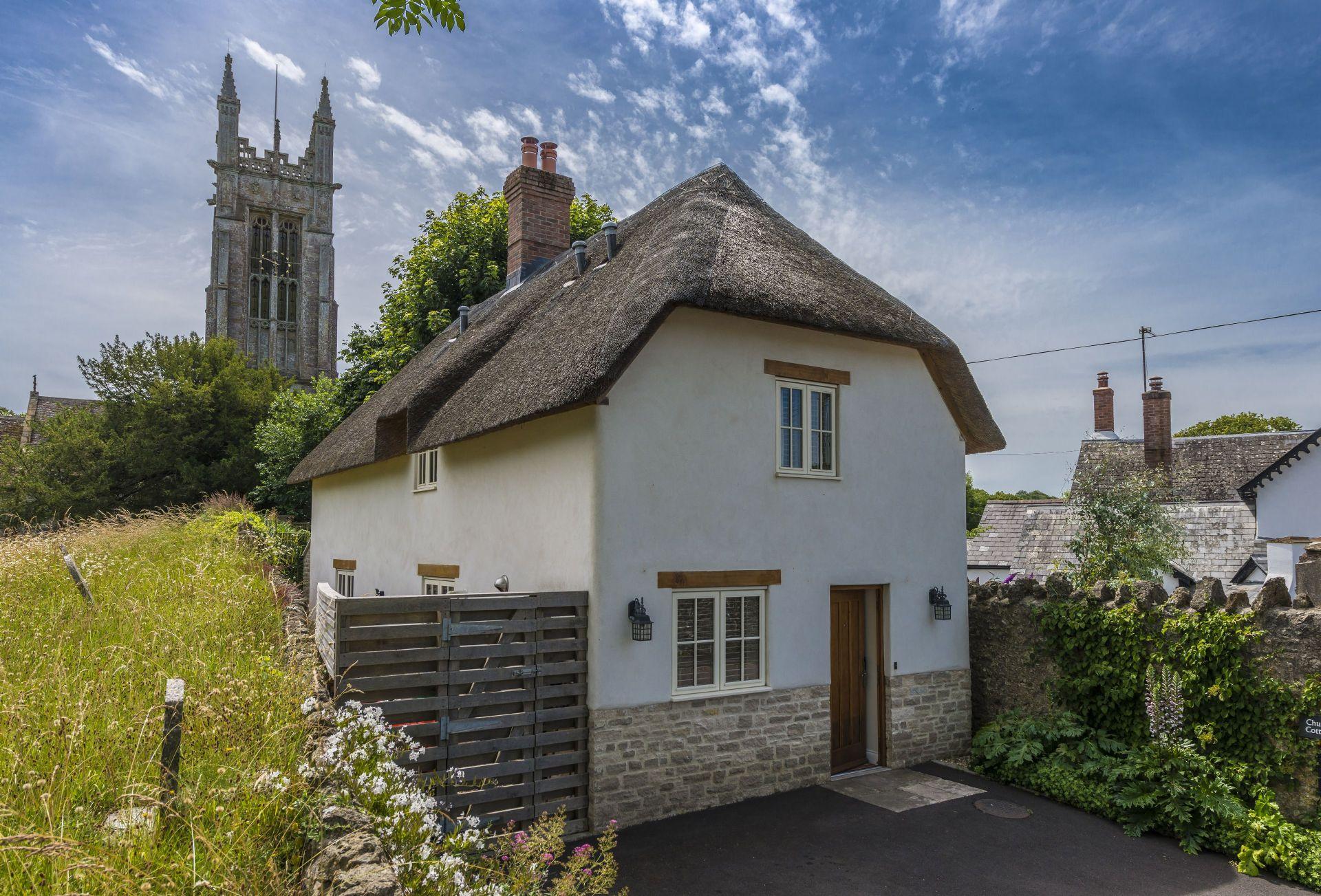 Short Break Holidays - Church Cottage