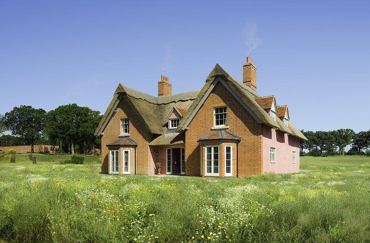 Short Break Holidays - The Farmhouse
