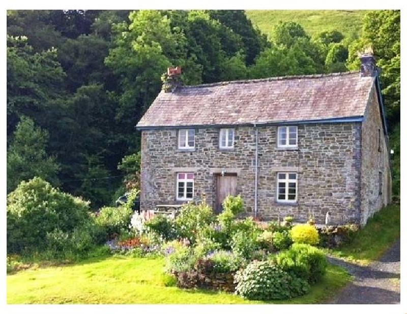 Short Break Holidays - Fforest Fields Cottage