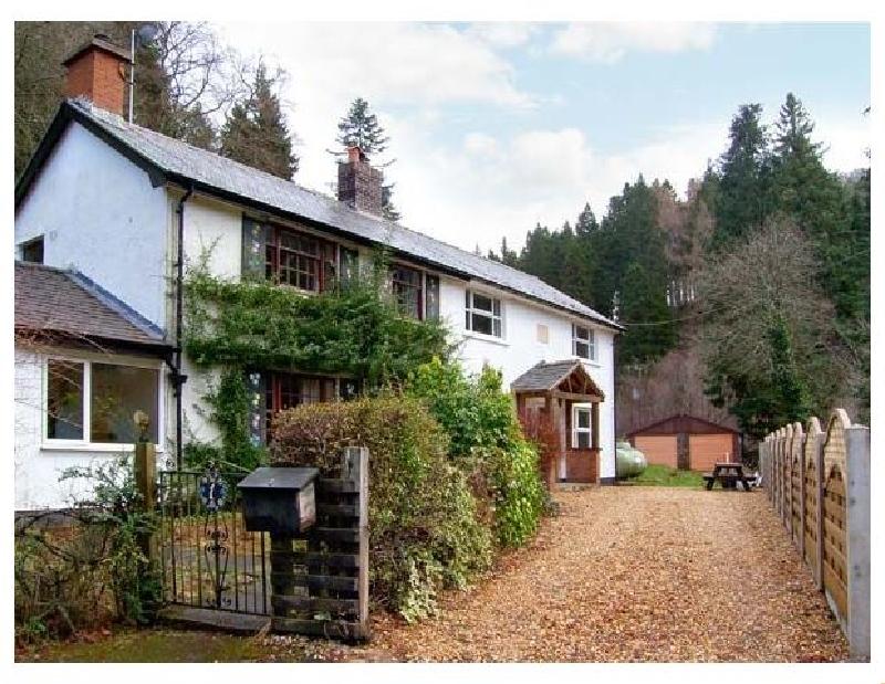 Short Break Holidays - Forestry Cottage