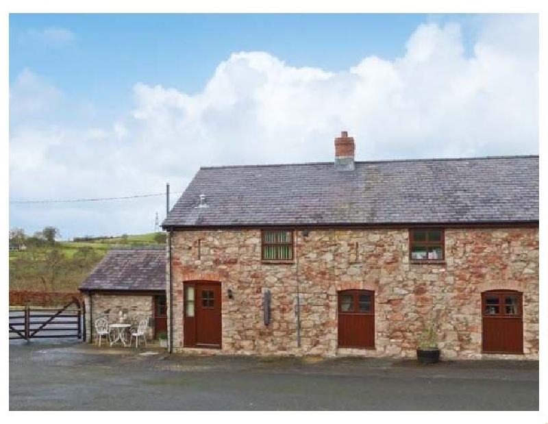 Short Break Holidays - Graig Fawr Cottage