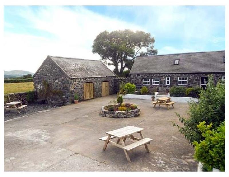 Short Break Holidays - Bwthyn yr Onnen (Ash Cottage)