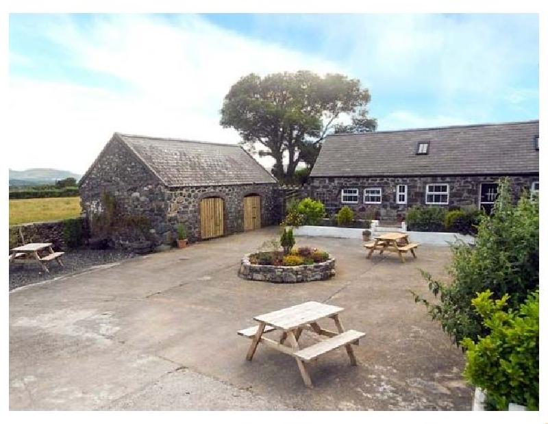 Short Break Holidays - Bwthyn yr Helyg (Willow Cottage)