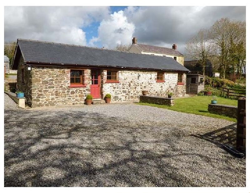 Short Break Holidays - Cilwen Fach