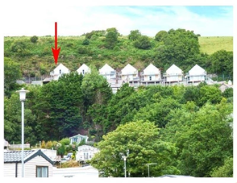 Short Break Holidays - Cliff Top View