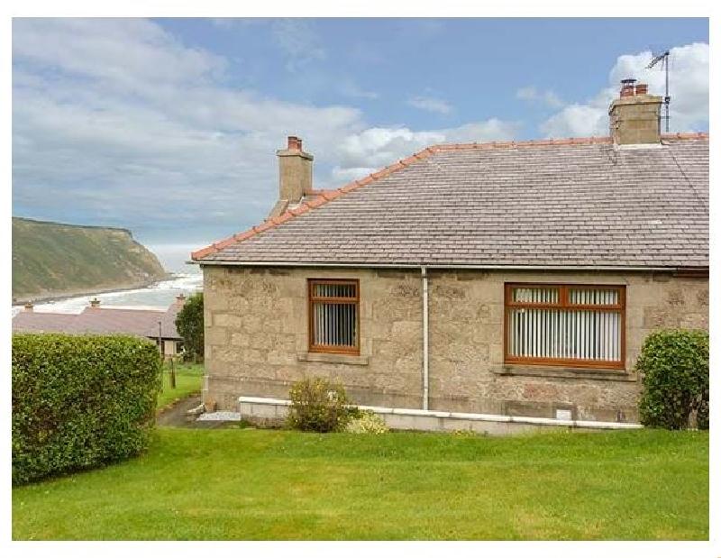 Short Break Holidays - Gamrie Brae Cottage