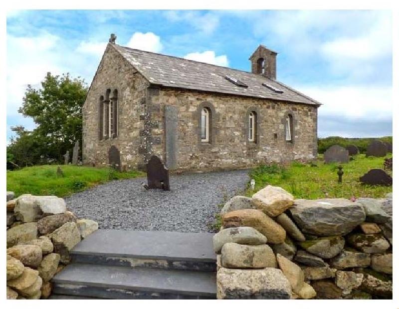 Short Break Holidays - Eglwys St Cynfil
