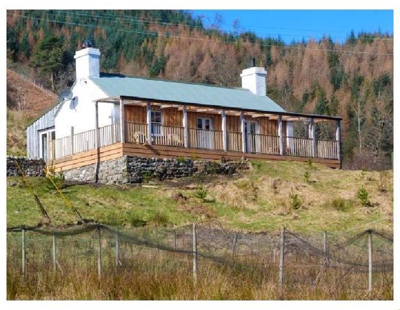 Short Break Holidays - Druidaig Cottage
