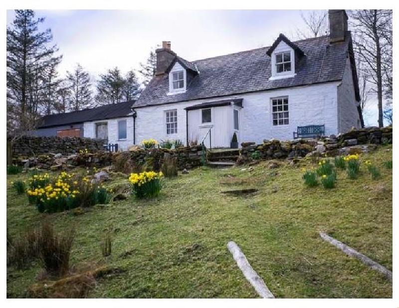 Short Break Holidays - Old Grumbeg Cottage