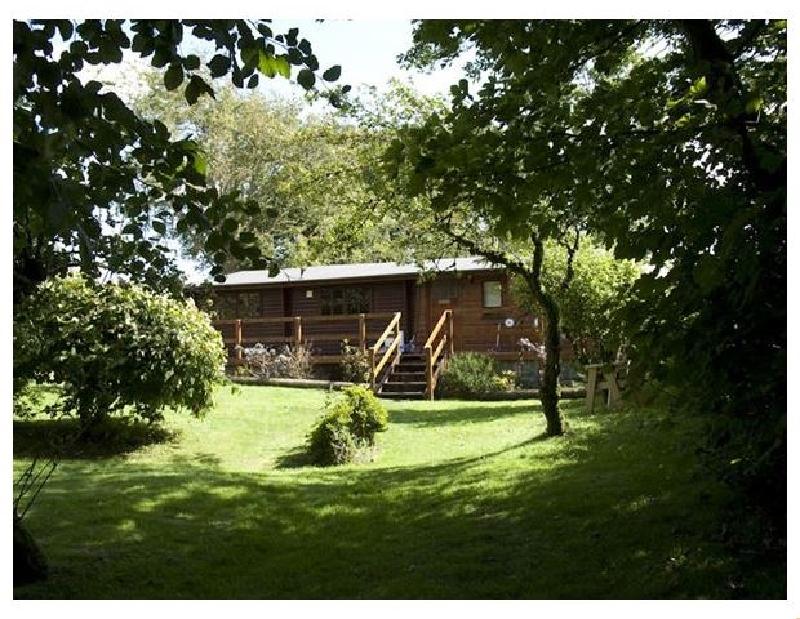 Short Break Holidays - The Log Cabin