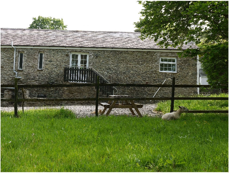Short Break Holidays - Cefn Bryn Cottage