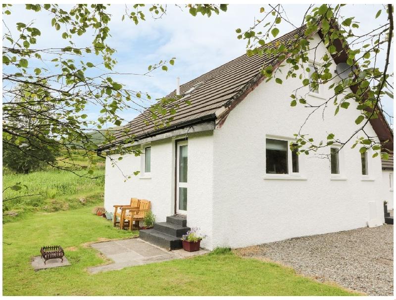 Short Break Holidays - The Auld Tyndrum Cottage