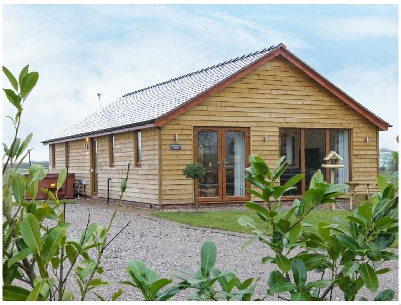 Short Break Holidays - Woodman's Lodge