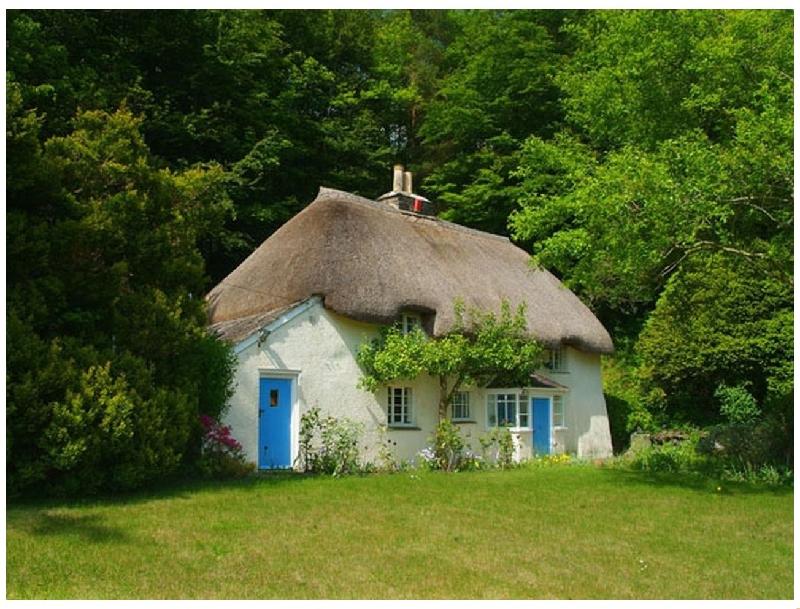 Short Break Holidays - Lew Quarry Cottage