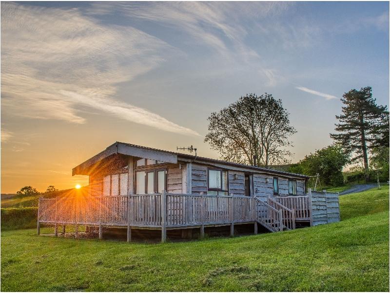 Short Break Holidays - Moonrise Lodge - Curlew Lodge