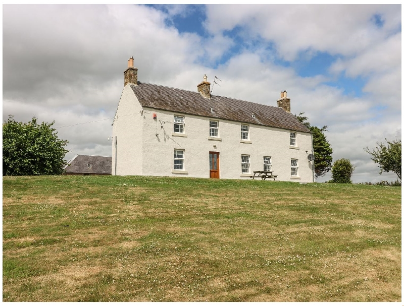 Short Break Holidays - Todlaw Farm House