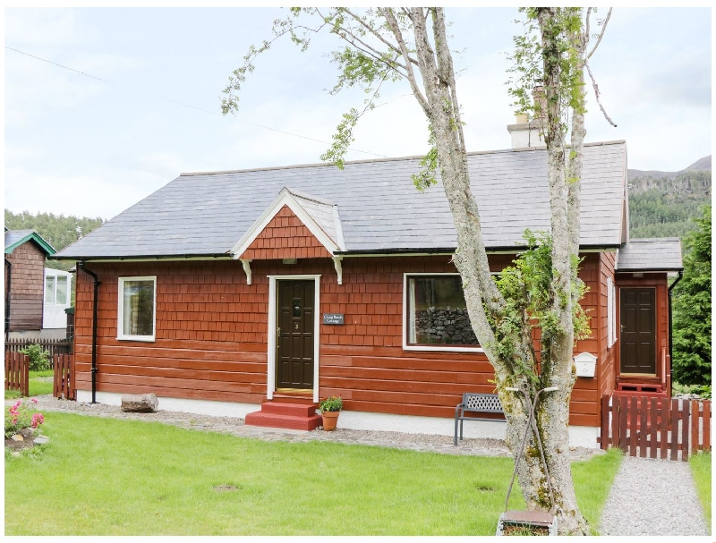 Short Break Holidays - 3 Strathanmore Cottages