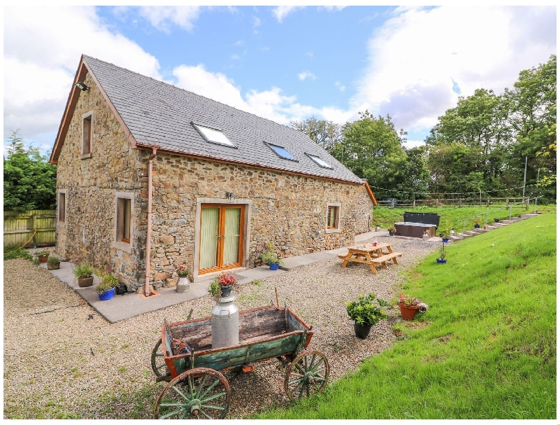 Short Break Holidays - Penlan Barn