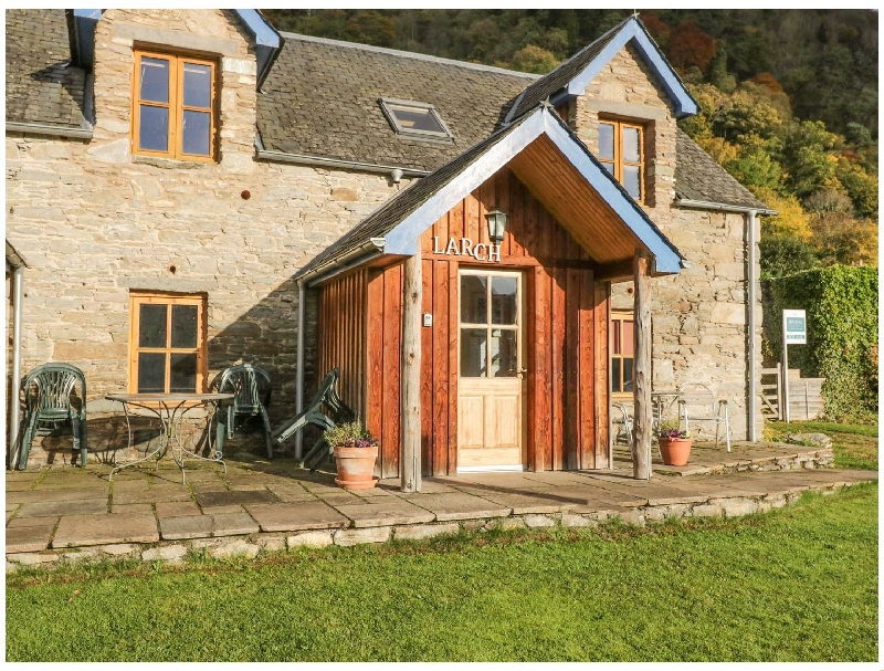 Short Break Holidays - Larch Cottage