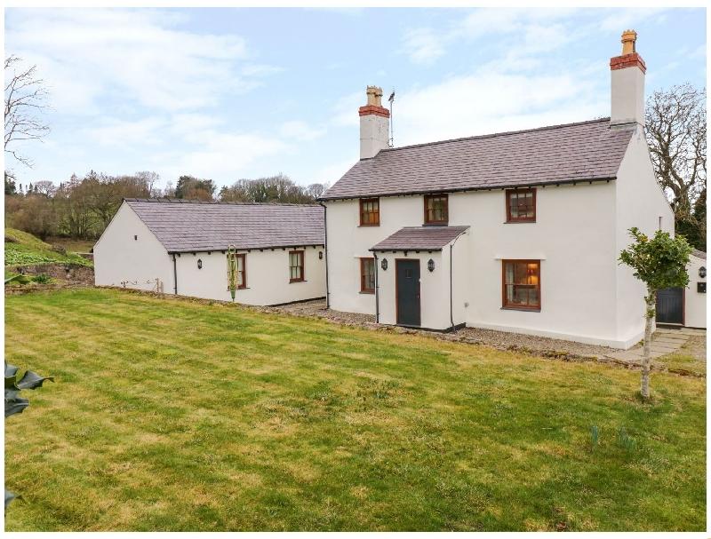 Short Break Holidays - Pen Y Bryn Cottage