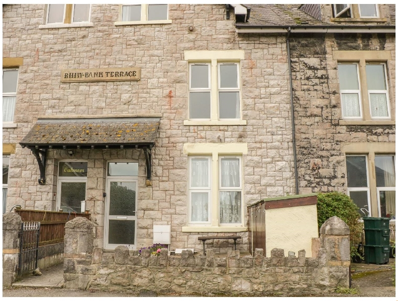 Short Break Holidays - Flat 2 - 9 Rhiw Bank Terrace