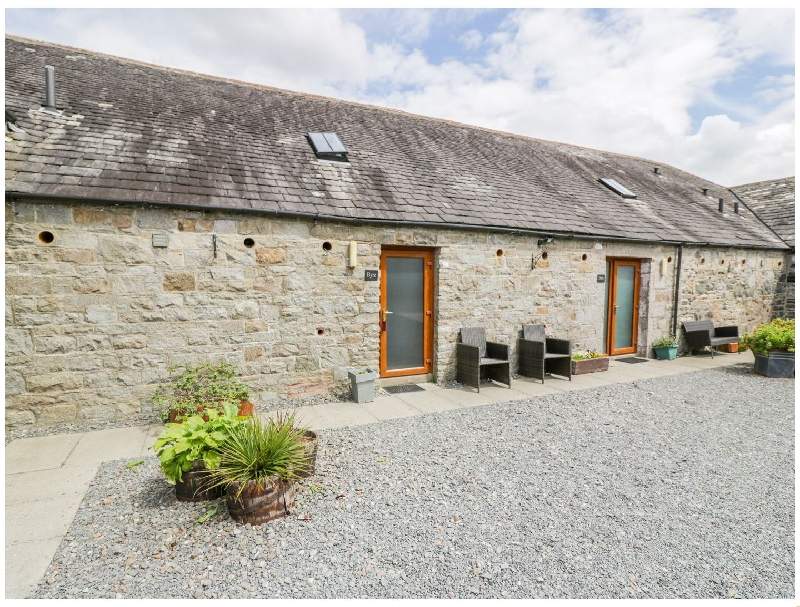 Short Break Holidays - The Byre