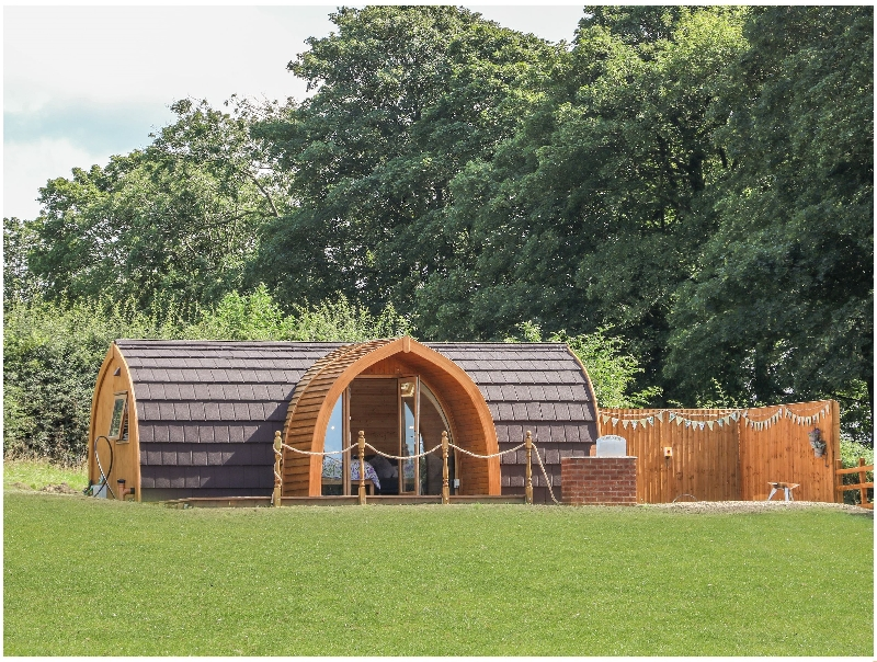 Short Break Holidays - Dandelion @ Hedgerow Luxury Glamping