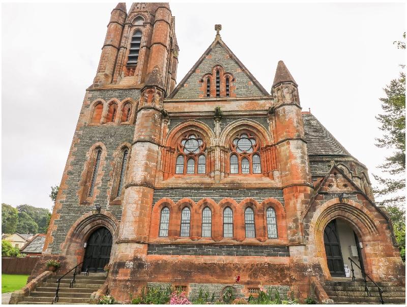 Short Break Holidays - Penthouse St. Mary's Church