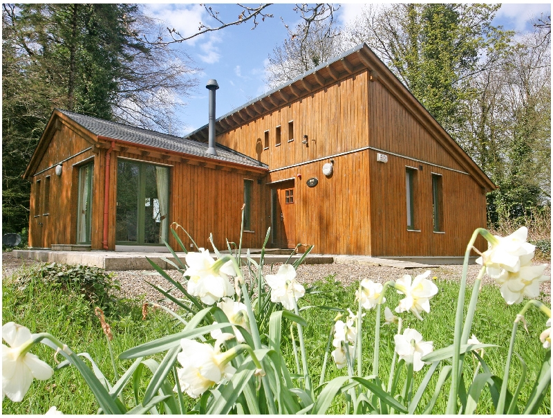 Short Break Holidays - Ballyhoura Forest Luxury Homes
